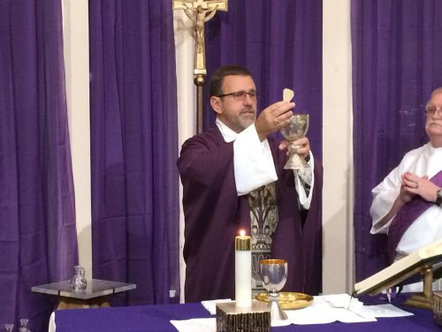 Mass for second week of Advent